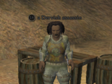 A Dervish assassin