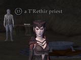 A T'Rethir priest