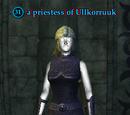 A priestess of Ullkorruuk