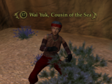 Wai Yuk, Cousin of the Sea