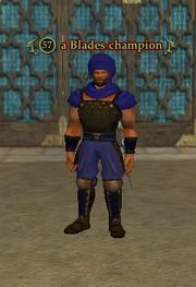 A Blades champion