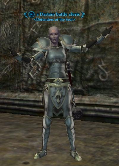 A Dartain battle cleric   EverQuest 2 Wiki   FANDOM powered