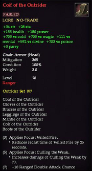 Coif of the Outrider