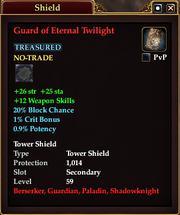 Guard of Eternal Twilight