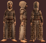 Scholar's Robe (Equipped)