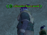 A Kromise Rem cassok