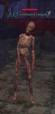 A tortured ranger