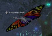 An underwood fae drake