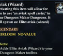Aviak (Wizard)