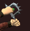 Bloody Brass Knuckles (Equipped)