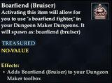 Boarfiend (Bruiser)