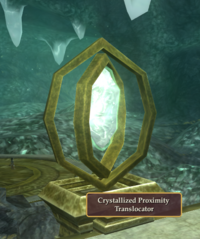 Crystallized Proximity Translocator