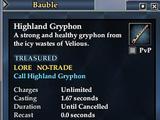 Highland Gryphon