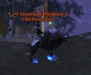 Lieutenant D'Vythival