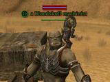 A Bloodskull machinist