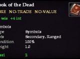 Book of the Dead (Equipment)