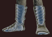 Fearless Pathfinder's Chain Shoes (Equipped)