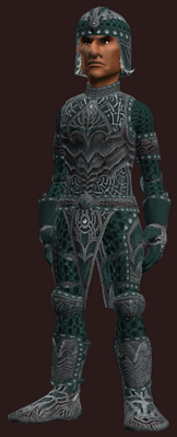 Mist Covered Set (Armor Set) (Visible, Male)