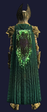 Cloak of the Deathreaver (visible)