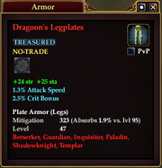 Dragoon's Legplates