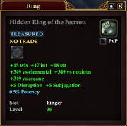 Hidden Ring of the Feerrott