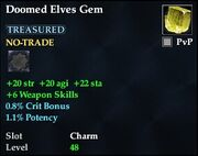 Doomed Elves Gem