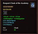 Freeport Cloak of the Academy