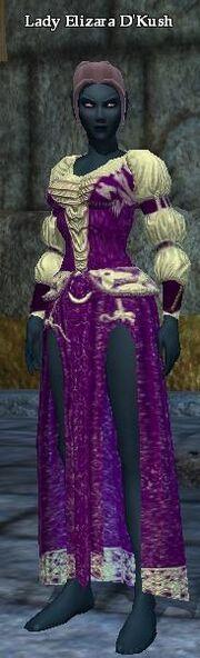 Lady Elizara D'Kush