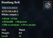 Frostfang Belt
