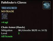 Pathfinder's Gloves