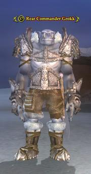 Rear Commander Grokk