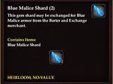 Blue Malice Shard (2)