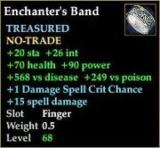 Enchanter's Band