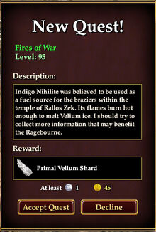 Fires of War