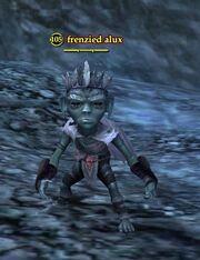 Frenzied alux