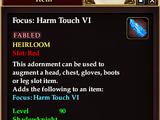 Focus: Harm Touch VI
