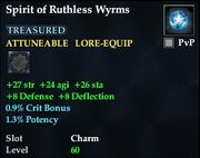 Spirit of Ruthless Wyrms