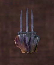The Legendary Mystical Claws of Jojo (offhand) (visible)