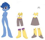 EqG Archer doll