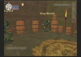 King Merdid