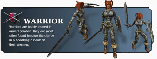 Warrior   Everquest Online Adventures Wiki   FANDOM powered