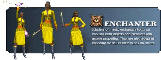 Enchanter | Everquest Online Adventures Wiki | FANDOM