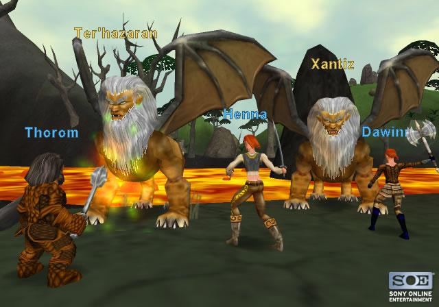 Combat | Everquest Online Adventures Wiki | FANDOM powered