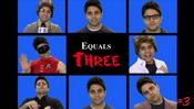 Equals Three Brady Bunch Gay Fire
