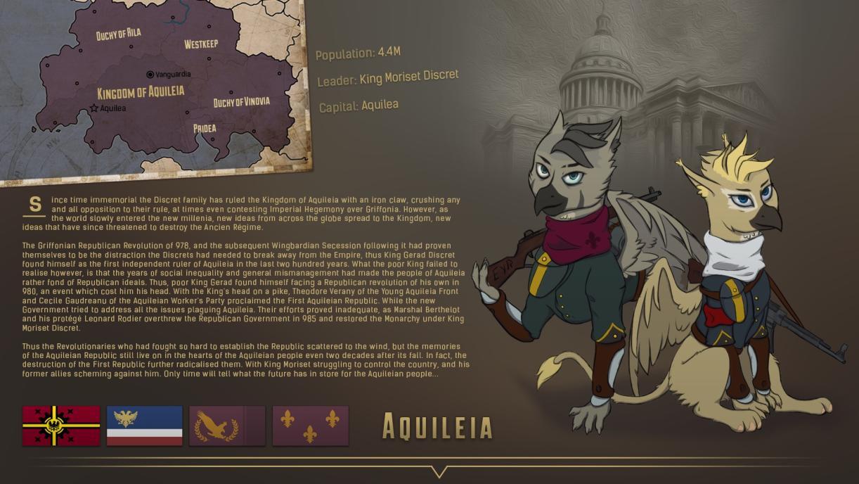 Kingdom Of Aquileia Equestria At War Wiki Fandom Powered By Wikia