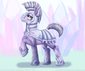 Crystal guard by inuhoshi to darkpen-d69aa0y