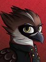 Portrait wingbardy garibald talonuel