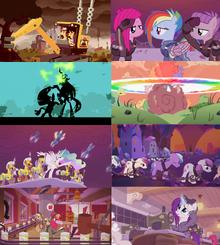 Equestria at War Montage