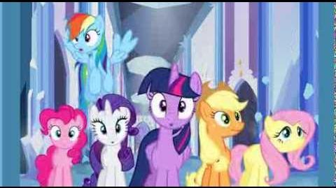 My Little Pony - Equestria Girls (2013) PL dubbing