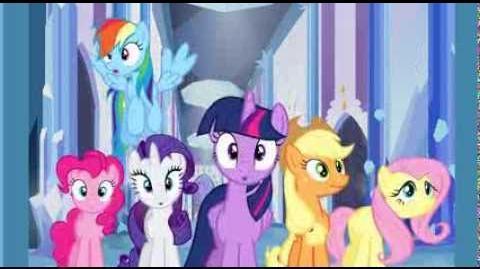 My Little Pony - Equestria Girls (2013) PL dubbing